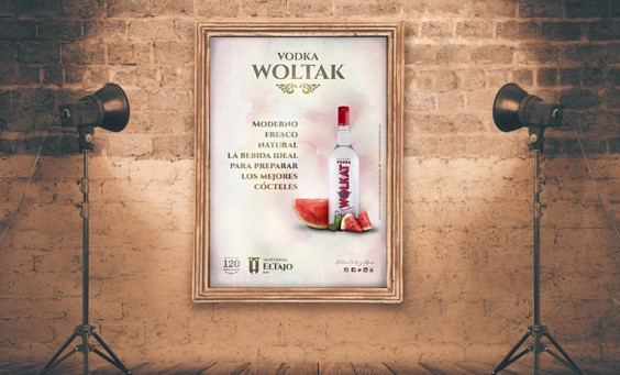 vodka woltak